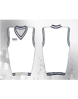 Lukeys Cricket Sleeveless Pullover