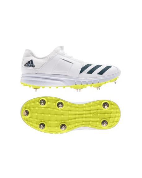 Adidas Junior Howzat Spike Cricket Shoes