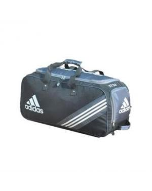 Adidas XT Black 4.0 Wheelie Cricket Bag