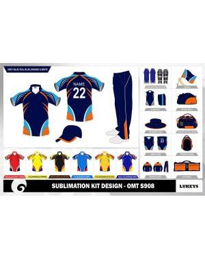 Sublimation Clothing Design No 5