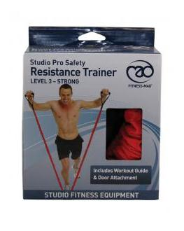 Safety Resistance Trainer - Strong - Red
