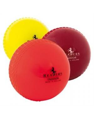 Readers Indoor Cricket Ball