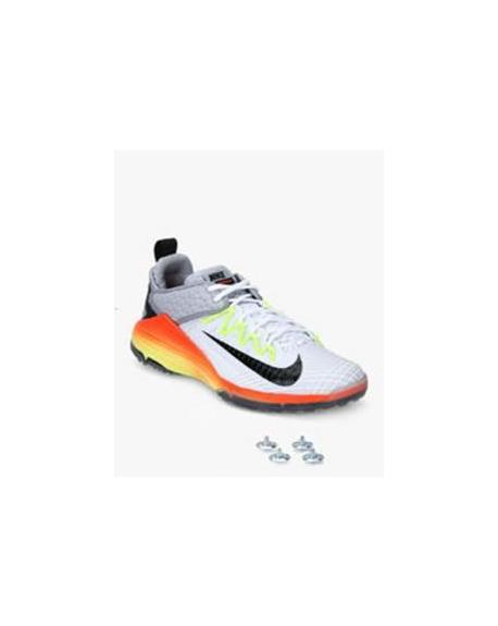 Nike Lunar Audacity White Cricket Shoes
