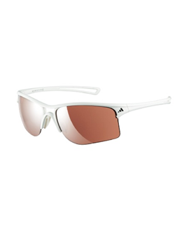 adidas Raylor L Sunglasses, WHITE