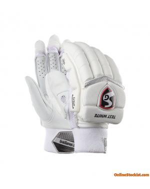 SG Test White Batting Gloves
