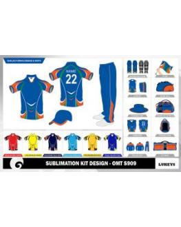 Sublimation Clothing Design No 6