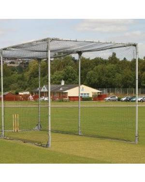 Mobile Cricket Net - Aluminium or Galvanised Steel