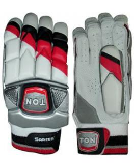 Ton Pro (Hinged Finger) Batting Gloves Junior
