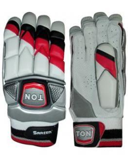 Ton Pro (Hinged Finger) Batting Gloves Junior