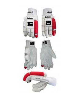 Lukeys Players Cricket Batting Gloves