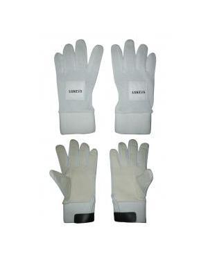 Lukeys Cricket W/K Inners Gloves