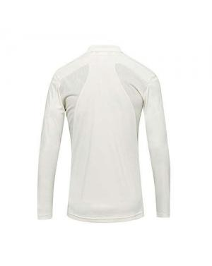 Adidas Howzat Long Sleeve Playing Cricket Shirt