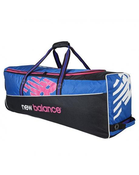 New Balance BURN 670 Wheelie Cricket Bag