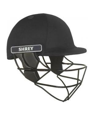 Shrey Armor Helmet - Mild Steel Grill (Senior Sizes)