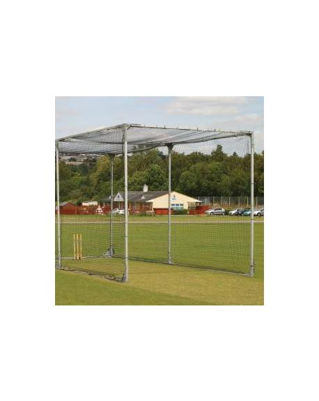 Mobile Cricket Net - Aluminium or Galvanised Steel