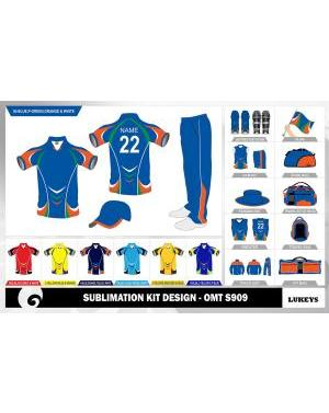 Sublimation Clothing Design No 6