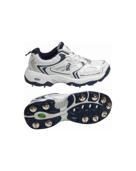 Kookaburra Spirit Dual Option cricket Spike Shoe