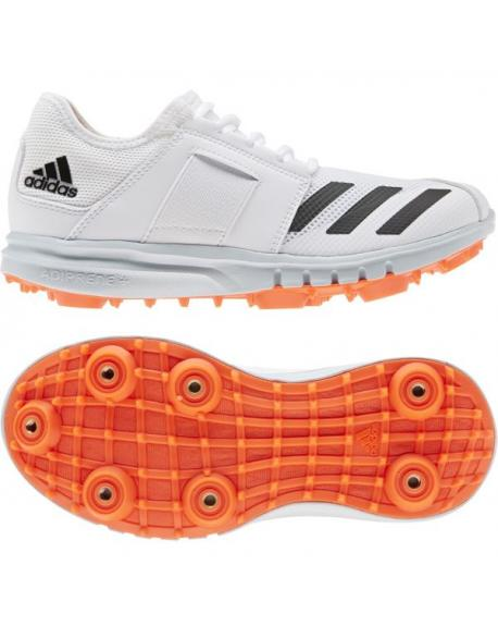 Adidas Junior Howzat Spike Cricket Shoes