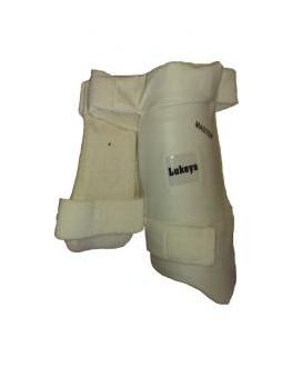Lukeys Players  2 In 1 Cricket Thigh Guard