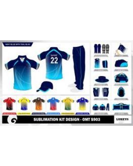 Sublimation Clothing Design No 1