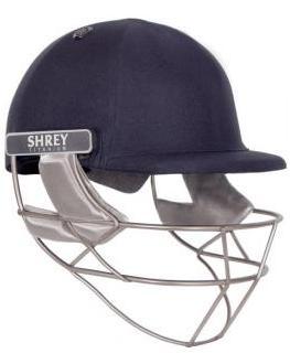 Shrey Pro Guard Helmet - Titanium Grill