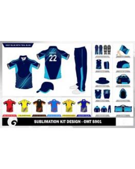 Sublimation Clothing Design No 2
