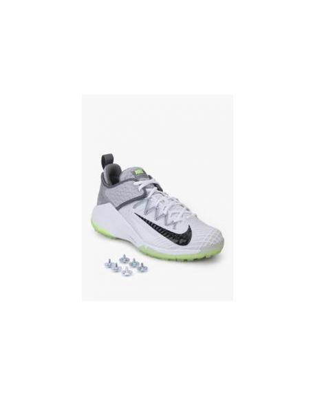 Nike Lunar Audacity Off White Cricket Shoes