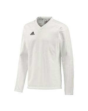Adidas Cricket Long Sleeve Sweater