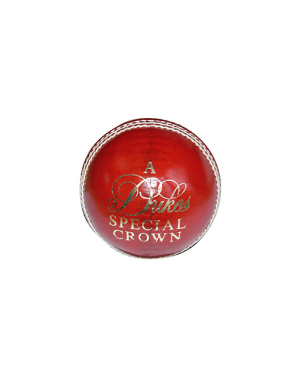 Dukes Special Crown 'A' Cricket Ball, Red Mens