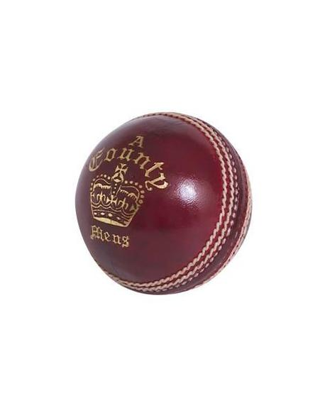 New 2010  READERS COUNTY CROWN 'A' CRICKET BALL