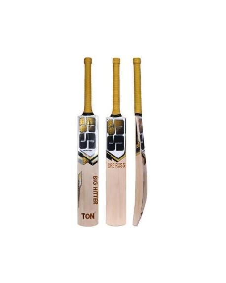 SS DRE RUSS Big Hitter Cricket Bat