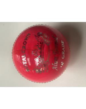 Lukeys Royal Crown Cricket Ball
