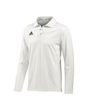 Adidas Cricket Long Sleeve Shirt