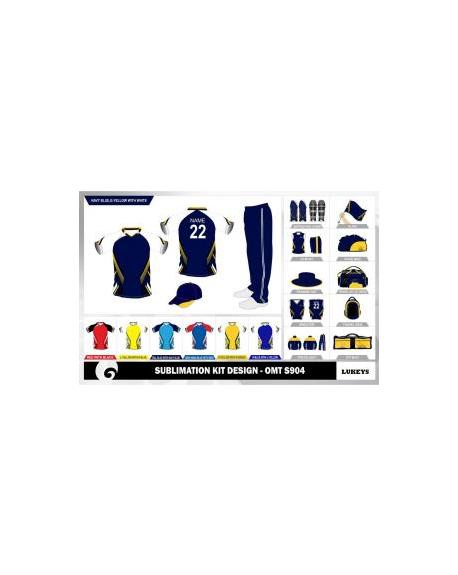 Sublimation Clothing Design No 3