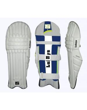 Lukeys County Cricket Batting Pads