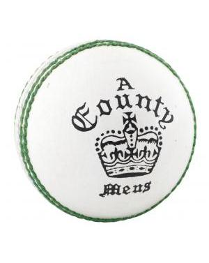 Readers County Crown Cricket Ball - Pink Or White