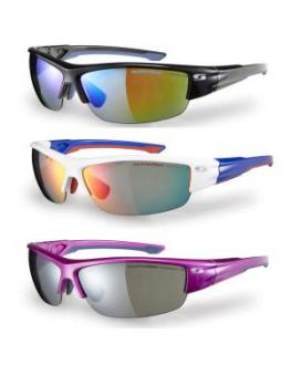 Sunwise Wellington White Polarised Photochromatic Sunglasses