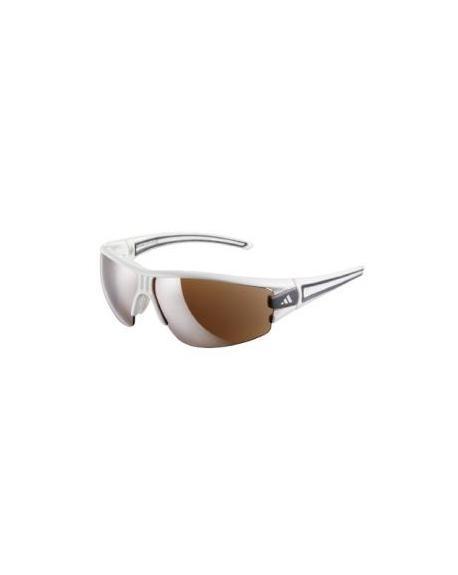 adidas Evil Eye Halfrim S Sunglasses, WHITE/ANTHRACITE