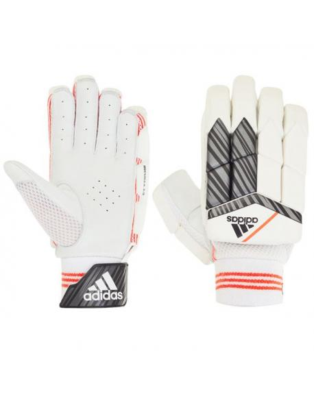 ADIDAS INCURZA 2.0 JUNIOR BATTING GLOVES