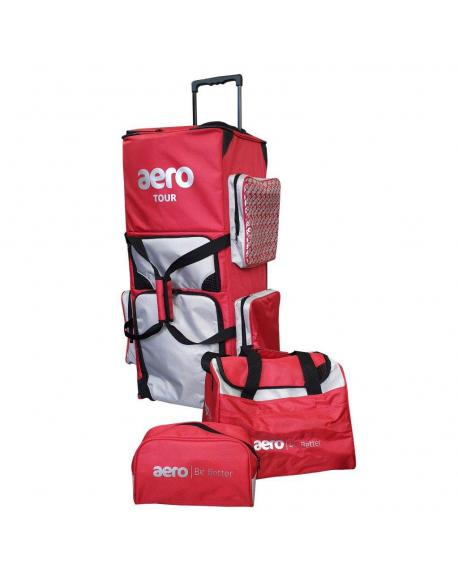 Aero Stand Up Tour Cricket Bag