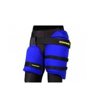 Moonwalkr Cricket Thigh Pads Set & Lower Body Protector