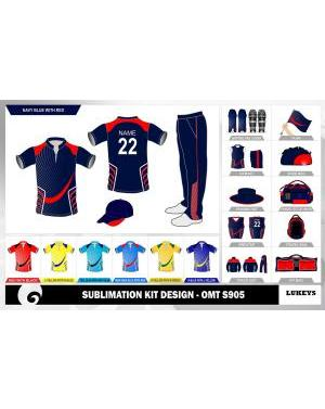 Sublimation Clothing Design No 4