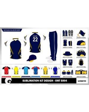 Sublimation Clothing Design No 3