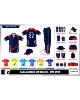 Sublimation Clothing Design No 4
