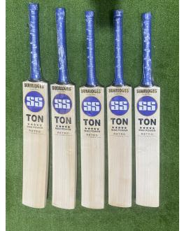 SS Retro Classic Max Power English Willow Cricket Bat
